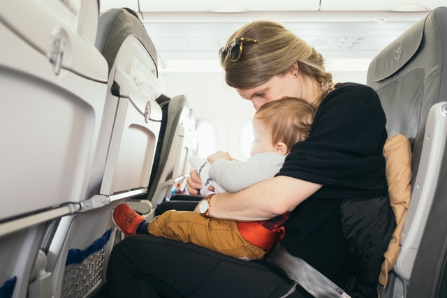 First time traveling with an infant: Things you must know