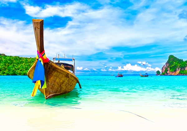 Explore Thailand!!  5 Most visited Places in Thailand.