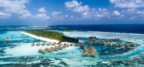 2N Island Cottage+2N Water Bungalow :   Sheraton Full Moon Resort or Similar