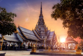 Fun Bangkok and Pattaya  Tour