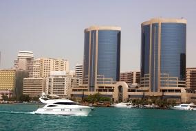 Dubai With Palm Atlantis