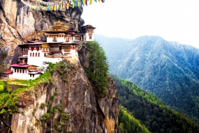 Scenic Bhutan