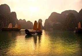 Scenic Vietnam Group Pacakage