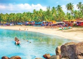 Goa package with Nagoa Grande Resort