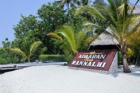 Romantic Maldives Package with Adaaran Club Rannalhi
