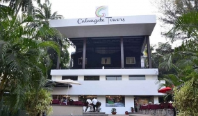 Goa with Hotel Calangute Tower