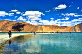 Scenic Leh Ladakh