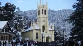 Mesmerizing Shimla