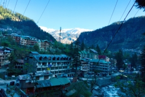 Touristy Manali