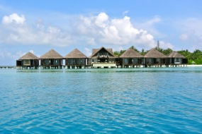 Bandos Maldives with Water Villa