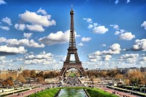 Fascinating Paris and Rome