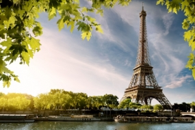 Touristy Paris and Zurich Package