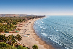 4 Night Goa with Rivasa Resort