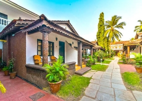 Delightfull Goa with Silver Sand Holiday Village