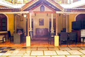 Goa with Banyan Tree Courtyard