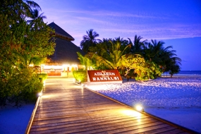 Romantic Maldives Package with Adaaran Club Rannalhi