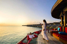 Special Offer With Centara Ras Fushi Resort and Spa or Similar