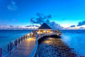 Bandos Maldives with Beach Villa