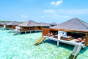 Luxury Maldives Package with Paradise Island resort & Spa