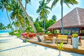 Reethi Faru Resort with Water Villa