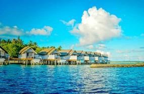Beach Villa with Pool :  Amaya Kuda Rah or Similar