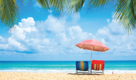 Beach package starts only 9,999 per person.