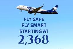 FLY SAFE , FLY SMART