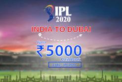 Flights to Dubai- Earn 5000 cashback