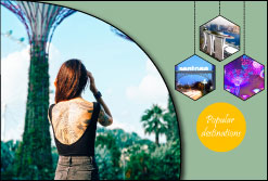 10% off Singapore sightseeing and activities